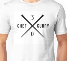 "Steph Curry ""Chef"" Design Unisex T-Shirt"