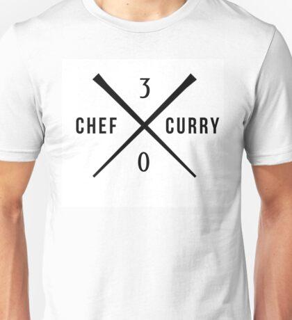 "Steph Curry ""Chef"" Design Unisex T-Shirt"