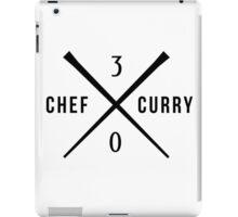 "Steph Curry ""Chef"" Design iPad Case/Skin"