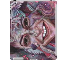 Red Shoes for Theda iPad Case/Skin