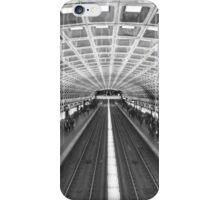 Washington DC Chinatown Station iPhone Case/Skin