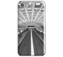 Washington DC Chinatown Station iPhone Case/Skin