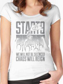 START9 Women's Fitted Scoop T-Shirt