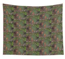 Green Net Wall Tapestry