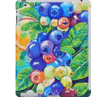 Blueberries iPad Case/Skin