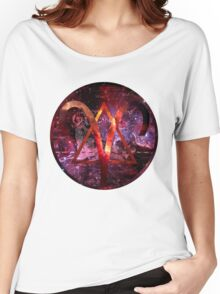 Aries Women's Relaxed Fit T-Shirt