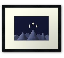 Night Court - Rhysand Framed Print