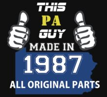 This Pennsylvania Guy Made in 1987 by satro