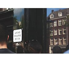 Anne Frank Huis Photographic Print