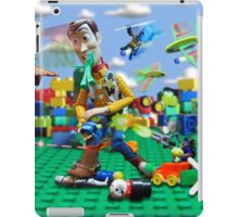 Woody vs the Little Guys iPad Case/Skin