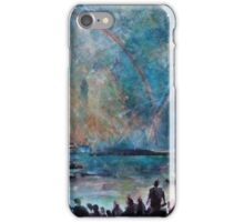 THE FIREWORKS - ENGLISH BAY VANCOUVER(C1999) iPhone Case/Skin