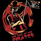 King Of The Pirates by piercek26