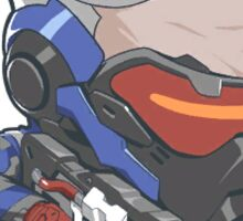 Soldier 76! Sticker