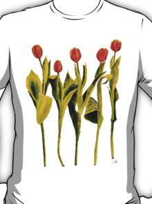 Five Tulips T-Shirt