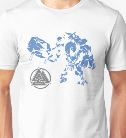 Smite- Ymir Father of Frost Giants Unisex T-Shirt
