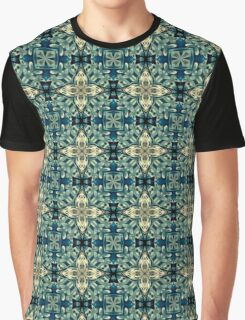 Beautiful Moroccan Inspired pattern Graphic T-Shirt