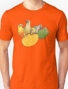 Green Cheek Paradise Unisex T-Shirt