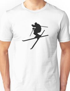 Freestyle ski Unisex T-Shirt