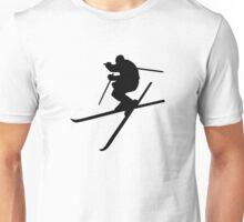 Freestyle ski Unisex T-Shirt