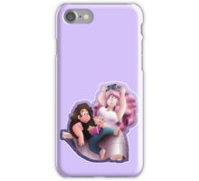 Greg and Rose iPhone Case/Skin