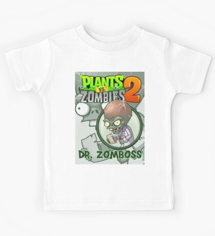 the bossman zombie Kids Tee