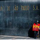 são paulo s.a. by Claudio Pepper