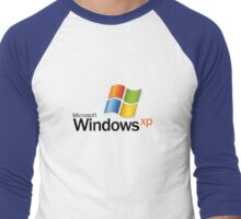 Windows XP Men's Baseball ¾ T-Shirt