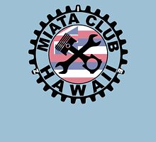 Miata Club of Hawaii Black Graphic Print  Unisex T-Shirt