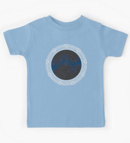 Stargate (white) Kids Tee