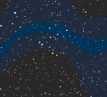 Stargate (white) Sticker