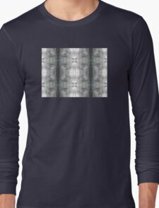 Tree Trunk Patterns Long Sleeve T-Shirt