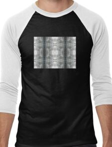 Tree Trunk Patterns Men's Baseball ¾ T-Shirt