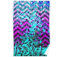 color Spatter set 2 Poster