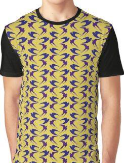 birds Graphic T-Shirt