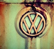 The incomparable VW...Thing by Sean Brett