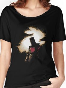 black knight rises Women's Relaxed Fit T-Shirt