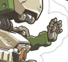 Bastion! Sticker