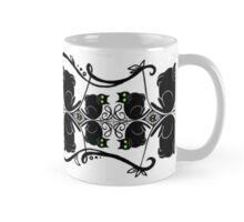 Nouveau kitty pattern Mug