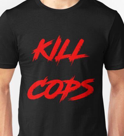 Kill Cops (red) Unisex T-Shirt