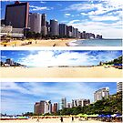 The Beaches of Fortaleza by omhafez