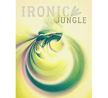 Ironic Jungle Photographic Print