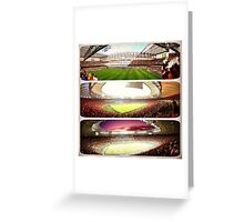 Stadia in Brasil Greeting Card