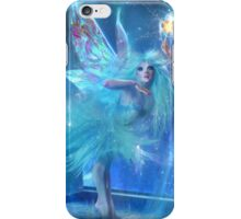 The Blue Fairy iPhone Case/Skin