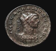 Ancient Roman Coin - Aurelian by sixstringphonic