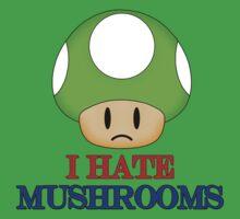 Mushroom 1UP by DylanSakiri