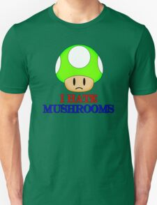 Mushroom 1UP T-Shirt