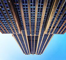 My view of the Empire State Building by omhafez