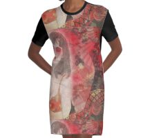 To tell you a geisha story... Graphic T-Shirt Dress