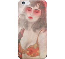To tell you a geisha story... iPhone Case/Skin