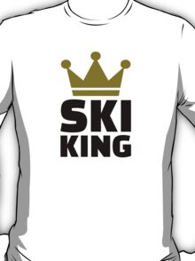 Ski King champion T-Shirt